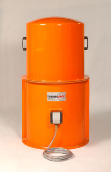 Mini Drum Oven with Thermosafe and top hat